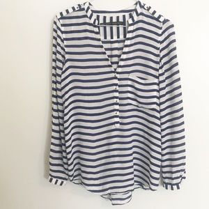 Zara Stripped blouse